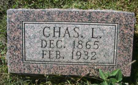 WALDRON, CHAS. L. - Sheridan County, Nebraska   CHAS. L. WALDRON - Nebraska Gravestone Photos