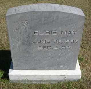 WALGREEN, ELSIE MAY - Sheridan County, Nebraska | ELSIE MAY WALGREEN - Nebraska Gravestone Photos