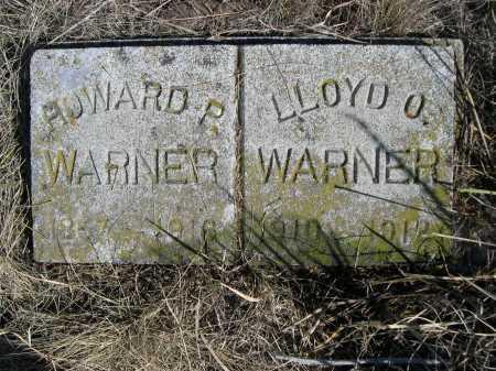 WARNER, HOWARD P. - Sheridan County, Nebraska | HOWARD P. WARNER - Nebraska Gravestone Photos