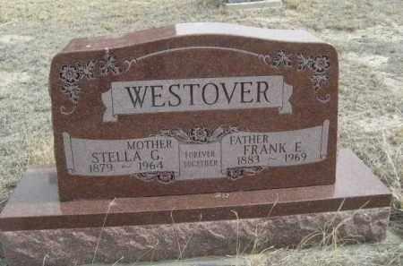 WESTOVER, STELLA G. - Sheridan County, Nebraska   STELLA G. WESTOVER - Nebraska Gravestone Photos