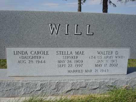 WILL, LINDA CAROLE - Sheridan County, Nebraska | LINDA CAROLE WILL - Nebraska Gravestone Photos
