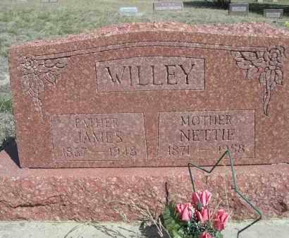 WILLEY, JAMES - Sheridan County, Nebraska | JAMES WILLEY - Nebraska Gravestone Photos