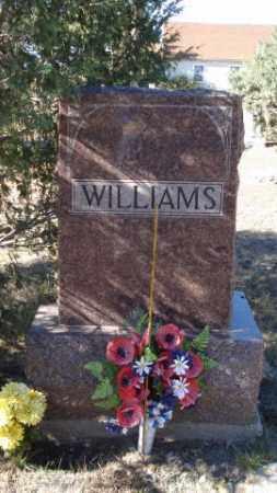 WILLIAMS, FAMILY - Sheridan County, Nebraska | FAMILY WILLIAMS - Nebraska Gravestone Photos