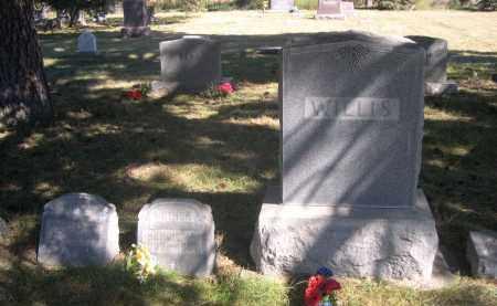 WILLIS, HERCIE M. - Sheridan County, Nebraska | HERCIE M. WILLIS - Nebraska Gravestone Photos