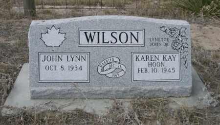 HOON WILSON, KAREN KAY - Sheridan County, Nebraska   KAREN KAY HOON WILSON - Nebraska Gravestone Photos