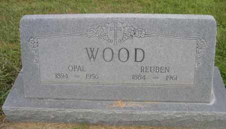 WOOD, OPAL - Sheridan County, Nebraska   OPAL WOOD - Nebraska Gravestone Photos