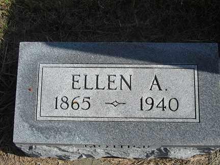 HAWLEY, ELLEN A. - Sherman County, Nebraska   ELLEN A. HAWLEY - Nebraska Gravestone Photos
