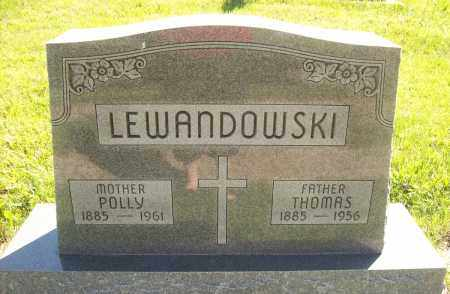 LEWANDOWSKI, THOMAS - Sherman County, Nebraska | THOMAS LEWANDOWSKI - Nebraska Gravestone Photos