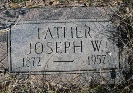ADAMS, JOSEPH W. - Sioux County, Nebraska | JOSEPH W. ADAMS - Nebraska Gravestone Photos