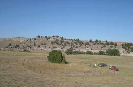 *ANDREWS CEMETERY, VIEW OF - Sioux County, Nebraska | VIEW OF *ANDREWS CEMETERY - Nebraska Gravestone Photos
