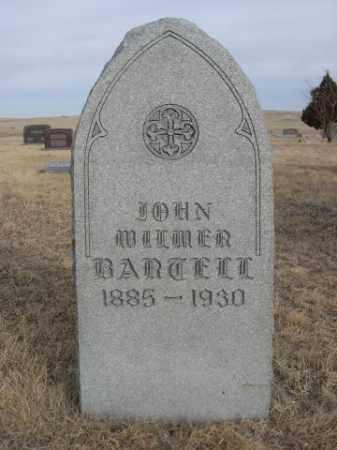 BARCELL, JOHN - Sioux County, Nebraska   JOHN BARCELL - Nebraska Gravestone Photos