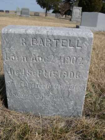 BARTELL, B. - Sioux County, Nebraska | B. BARTELL - Nebraska Gravestone Photos