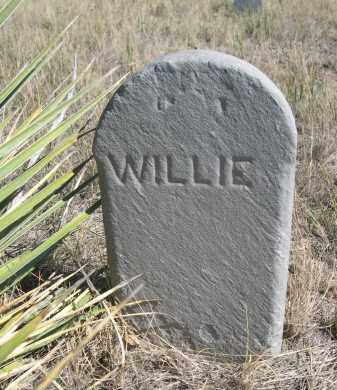 BOESL, WILLIE - Sioux County, Nebraska   WILLIE BOESL - Nebraska Gravestone Photos