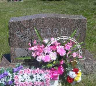 BOURRET, FAMILY - Sioux County, Nebraska | FAMILY BOURRET - Nebraska Gravestone Photos