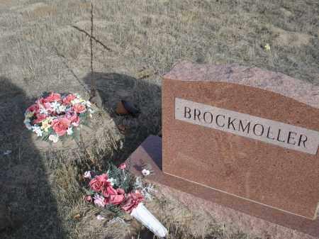 BROCKMOLLER, FRANCES A. - Sioux County, Nebraska | FRANCES A. BROCKMOLLER - Nebraska Gravestone Photos