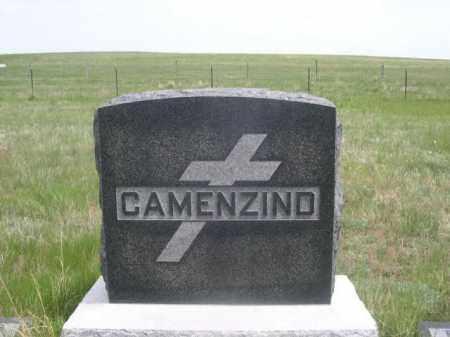 CAMENZIND, FAMILY - Sioux County, Nebraska | FAMILY CAMENZIND - Nebraska Gravestone Photos