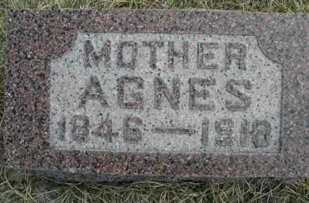 CANT, AGNES - Sioux County, Nebraska | AGNES CANT - Nebraska Gravestone Photos