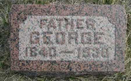 CANT, GEORGE - Sioux County, Nebraska | GEORGE CANT - Nebraska Gravestone Photos