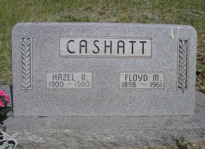 CASHATT, HAZEL R. - Sioux County, Nebraska | HAZEL R. CASHATT - Nebraska Gravestone Photos
