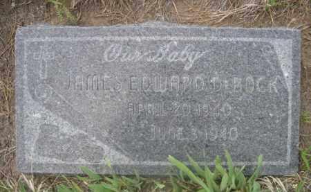 DEBOCK, JAMES EDWARD - Sioux County, Nebraska | JAMES EDWARD DEBOCK - Nebraska Gravestone Photos