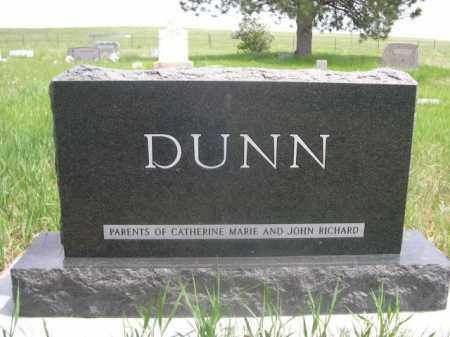 DUNN, FAMILY - Sioux County, Nebraska | FAMILY DUNN - Nebraska Gravestone Photos