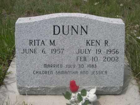 DUNN, KEN R. - Sioux County, Nebraska | KEN R. DUNN - Nebraska Gravestone Photos