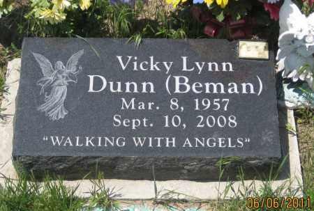 DUNN, VICKY LYNN - Sioux County, Nebraska | VICKY LYNN DUNN - Nebraska Gravestone Photos