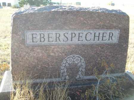 EBERSPECHER, FAMILY - Sioux County, Nebraska | FAMILY EBERSPECHER - Nebraska Gravestone Photos