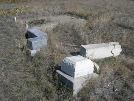FORSTER, FAMILY MARKERS - Sioux County, Nebraska | FAMILY MARKERS FORSTER - Nebraska Gravestone Photos