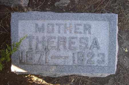 GEISER, THERESA - Sioux County, Nebraska | THERESA GEISER - Nebraska Gravestone Photos