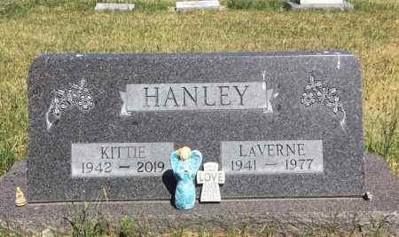 HANLEY, KITTIE - Sioux County, Nebraska | KITTIE HANLEY - Nebraska Gravestone Photos