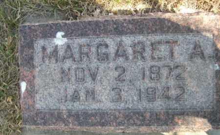 HATFIELD, MARGARET A. - Sioux County, Nebraska | MARGARET A. HATFIELD - Nebraska Gravestone Photos