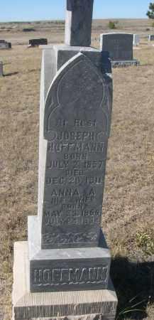 HOFFMANN, ANNA A. - Sioux County, Nebraska | ANNA A. HOFFMANN - Nebraska Gravestone Photos