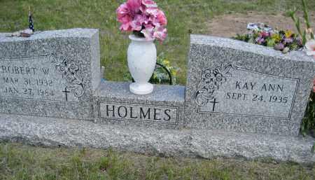 HOLMES, KAY ANN - Sioux County, Nebraska | KAY ANN HOLMES - Nebraska Gravestone Photos