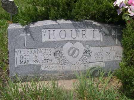 HOURT, N. AL - Sioux County, Nebraska   N. AL HOURT - Nebraska Gravestone Photos