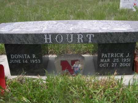 HOURT, DONITA R. - Sioux County, Nebraska | DONITA R. HOURT - Nebraska Gravestone Photos