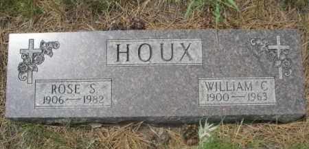 HOUX, ROSE S. - Sioux County, Nebraska | ROSE S. HOUX - Nebraska Gravestone Photos