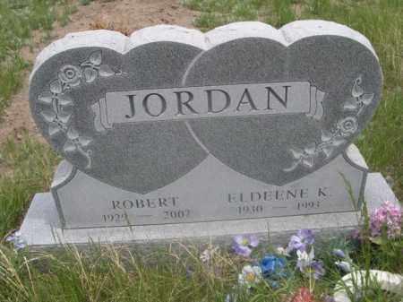 JORDAN, ROBERT - Sioux County, Nebraska | ROBERT JORDAN - Nebraska Gravestone Photos