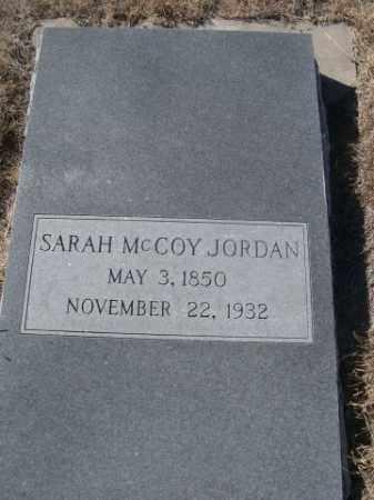 JORDAN, SARAH - Sioux County, Nebraska | SARAH JORDAN - Nebraska Gravestone Photos
