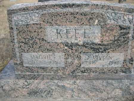 KEEL, VIVIAN - Sioux County, Nebraska   VIVIAN KEEL - Nebraska Gravestone Photos