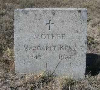 KENT, MARGARET - Sioux County, Nebraska | MARGARET KENT - Nebraska Gravestone Photos