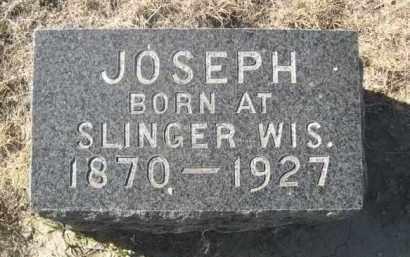 KONRATH, JOSEPH - Sioux County, Nebraska | JOSEPH KONRATH - Nebraska Gravestone Photos