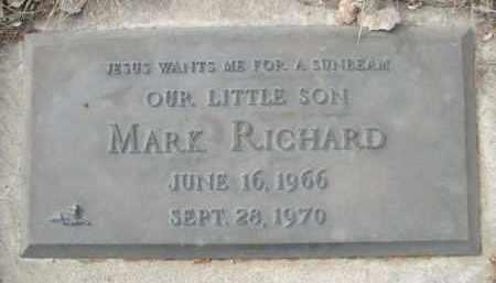 MARSTELLER, MARK RICHARD - Sioux County, Nebraska | MARK RICHARD MARSTELLER - Nebraska Gravestone Photos