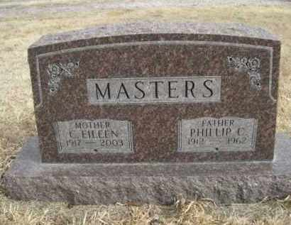 MASTERS, PHILLIP C. - Sioux County, Nebraska | PHILLIP C. MASTERS - Nebraska Gravestone Photos