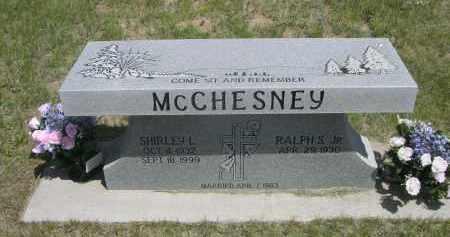 MCCHESNEY, SHIRLEY L. - Sioux County, Nebraska   SHIRLEY L. MCCHESNEY - Nebraska Gravestone Photos