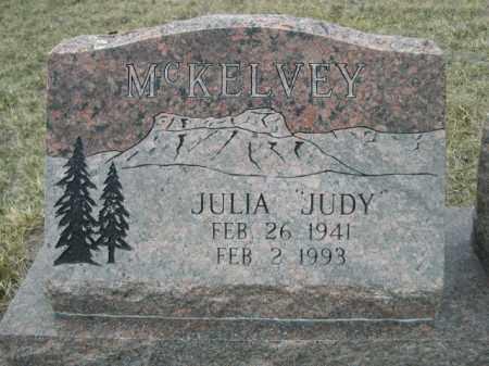 "MCKELVEY, JULIA ""JUDY"" - Sioux County, Nebraska | JULIA ""JUDY"" MCKELVEY - Nebraska Gravestone Photos"