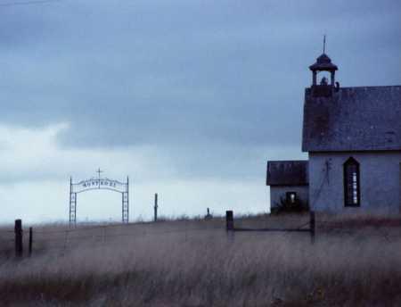 *MONTROSE CEMETERY, ENTRANCE TO - Sioux County, Nebraska | ENTRANCE TO *MONTROSE CEMETERY - Nebraska Gravestone Photos