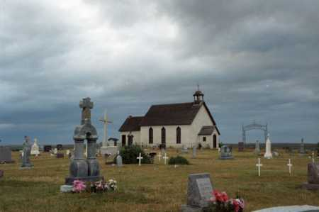 *MONTROSE CEMETERY, VIEW OF (#3) - Sioux County, Nebraska   VIEW OF (#3) *MONTROSE CEMETERY - Nebraska Gravestone Photos