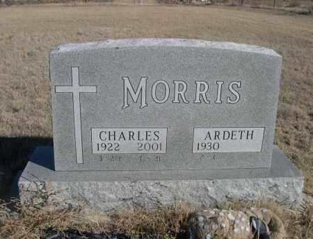 MORRIS, ARDETH - Sioux County, Nebraska   ARDETH MORRIS - Nebraska Gravestone Photos