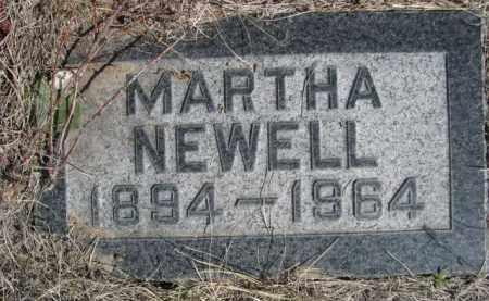 NEWELL NOREISCH, MARTHA - Sioux County, Nebraska | MARTHA NEWELL NOREISCH - Nebraska Gravestone Photos